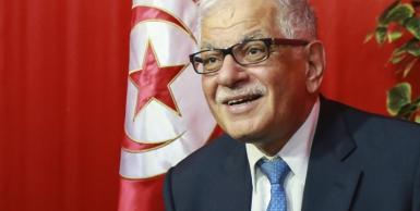 مرشح الانتخابات الرئاسية في تونس كمال مرجان يفتتح حملته الانتخابية بالمنستير