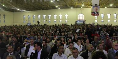 حمة الهمامي يختتم حملته الإنتخابية من صفاقس