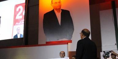 المرزوقي في اختتام حملته الانتخابية