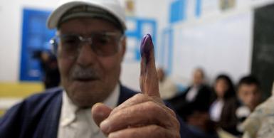 الانتخابات الرئاسية: أولى صور انطلاق عملية التصويت