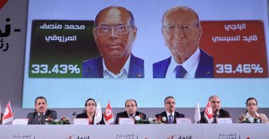 الدورة الثانية لانتخابات الرئاسة التونسية يوم 21 ديسمبر