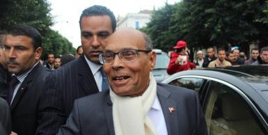 تغطية كاملة لزيارة مرشح الرئاسة محمد منصف المرزوقي للمدينة العتيقة