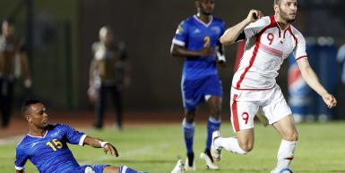 """نسور"""" تونس في الجولة الأولى للمجموعة الثانية من بطولة كأس الأمم الأفريقية لكرة القدم"""