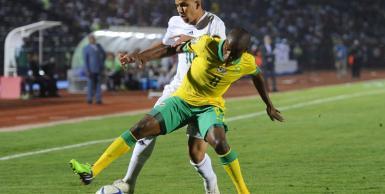 الجزائر تفك عقدت المباراة الافتتاحية بكاس امم افريقيا