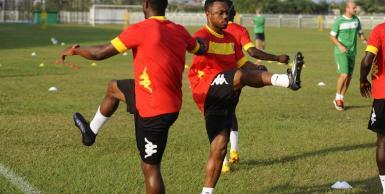 استعدادات منتخب بوركينا فاسو ببطولة كاس امم افريقيا لكرة القدم