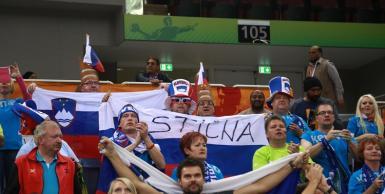 تاهل سلوفينيا الى دور الثمانية لمنديال اليد