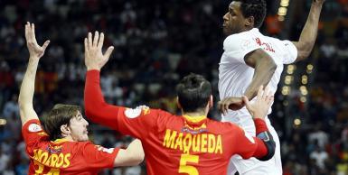 تونس تودّع مونديال اليد.. وإسبانيا وكرواتيا يتأهلان لدور الثمانية