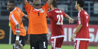 غينيا الاستوائية تتأهل إلى دور الثمانية لأمم أفريقيا بفوز على الغابون