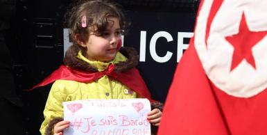 شارع الحبيب بورقيبة: تونس تتحدى الإرهاب وتحتفل بعيد الاستقلال