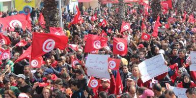المسيرة الدولية المناهضة للإرهاب